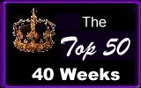 jp top50 for 40 wks